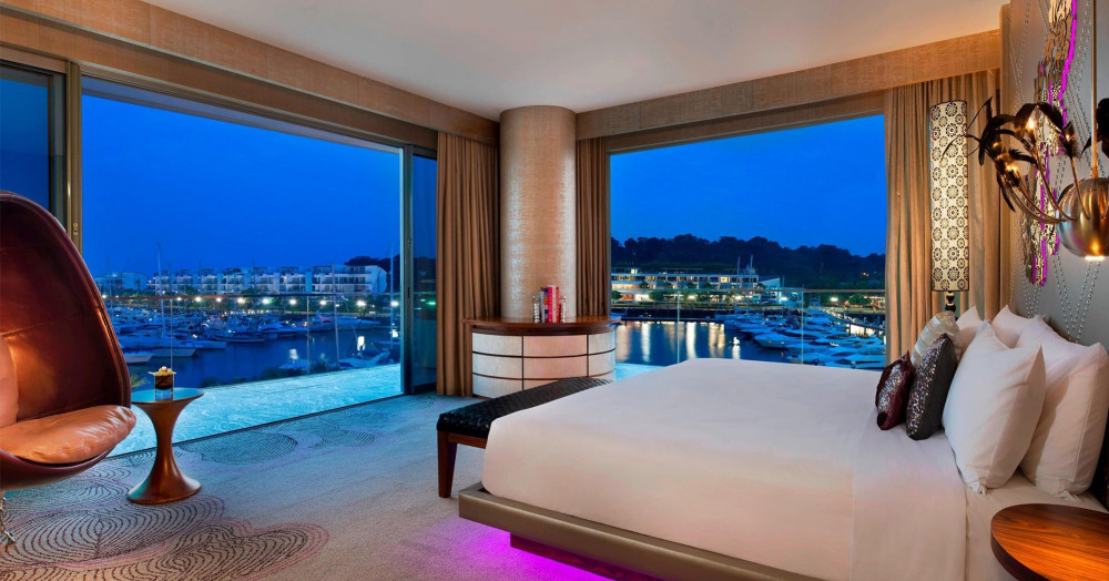 Staycation at 5 luxury hotels in Yangon for around 40,000 Kyats