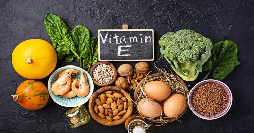 Vitamin E is essential for beautiful skin