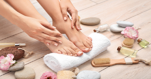 We will make your home legs beautiful and elegant without having to go to SPA