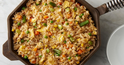 Special fried rice recipes that not everyone knows