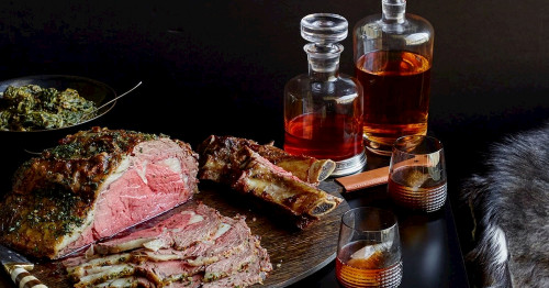 Here are five foods that will enhance the taste of whisky
