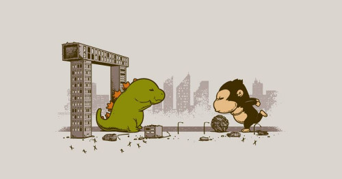 Godzilla Vs. Are you sure Godzilla will win in Kong?