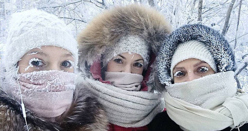 Top 5 Coldest Countries in the World