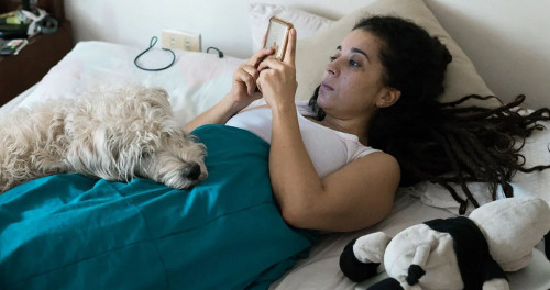 Creativity that can affect sleep deprivation