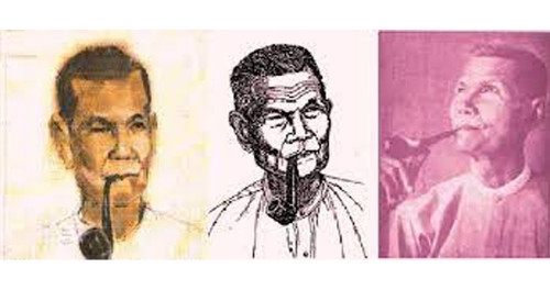 Precious books by famous and popular author Shwe U Daung