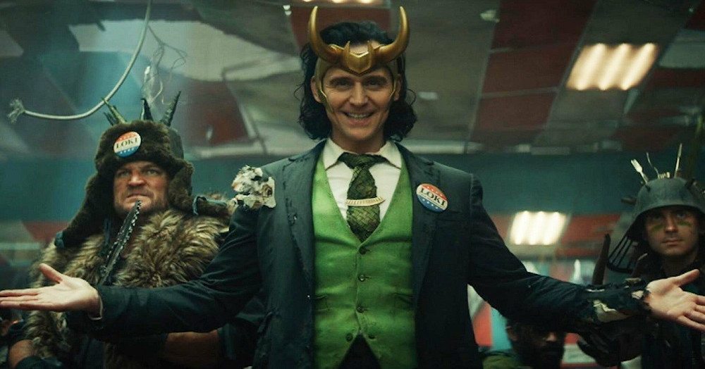 Loki Series, which could be Marvel's best TV show