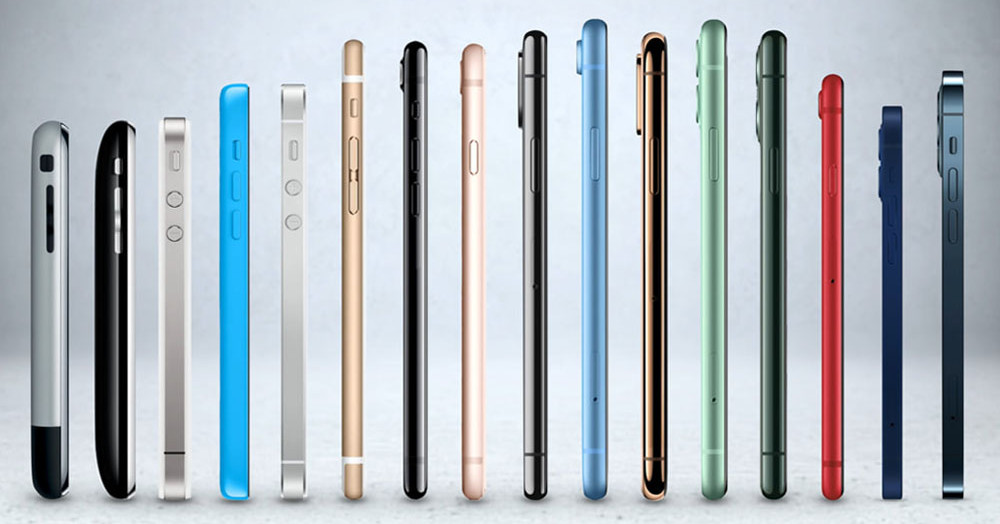 Apple's iPhone Designs That Are Changing
