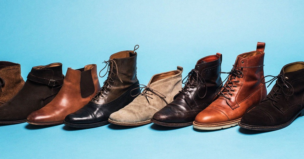 Types of shoes that men should own
