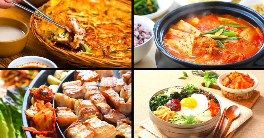 How to make your own popular Korean food the easiest way?