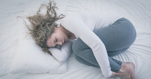 Five things to do if you are stressed and can't sleep
