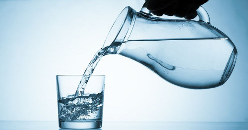 Your morning worth waking up with a glass of water