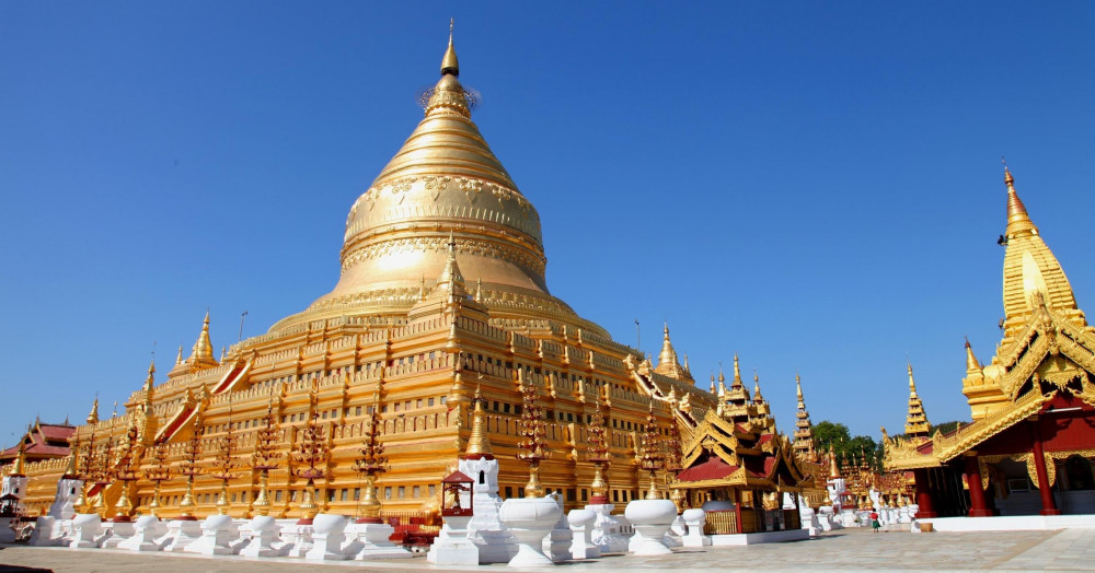 18 Wonders of Shwe See Gone Pagoda