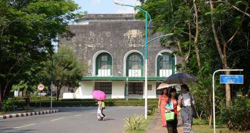 Yangon University