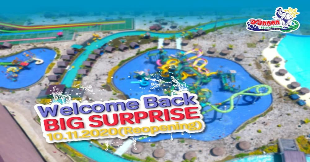 Yangon Waterboom will reopen on November 10 with Buy 2 Get 1 Promotion