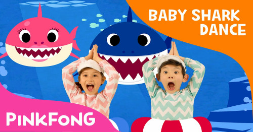 Baby Shark has become the most viewed clip on YouTube