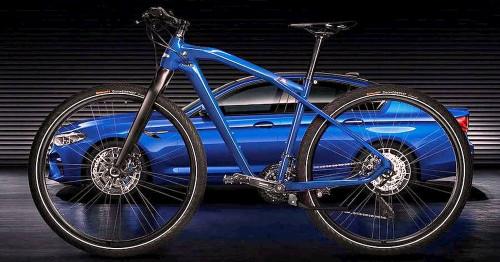 BMW Cruise Bike Series (4) Costs Nearly $ 1,300