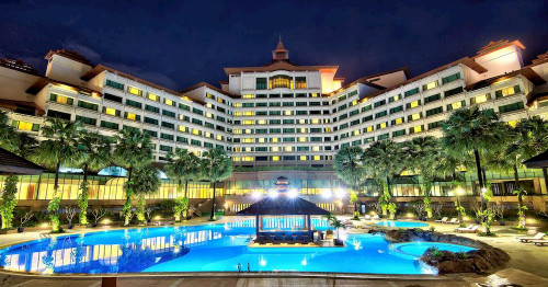 Top Rated Hotels in Yangon