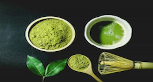 The most easiest recipe for Matcha Tea