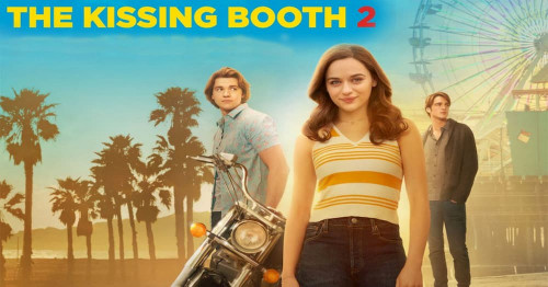 The Kissing Booth 2 is a romantic look for young people
