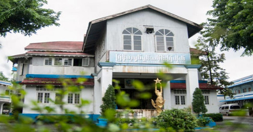 Myanmar Film History Museum to mark its 100th anniversary next October