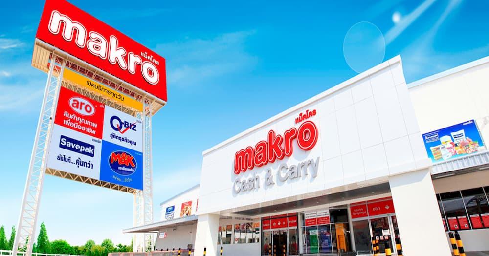 Makro, Myanmar's largest food wholesales store