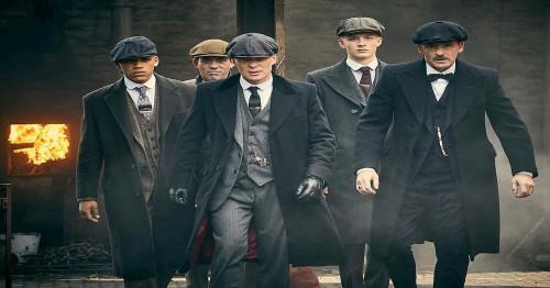 Peaky Blinders, one of Netflix's best series