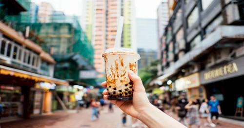 5 Most Famous and Best Bubble Tea Shops in Yangon