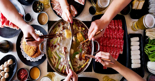 Four popular Hotpot you have  to know
