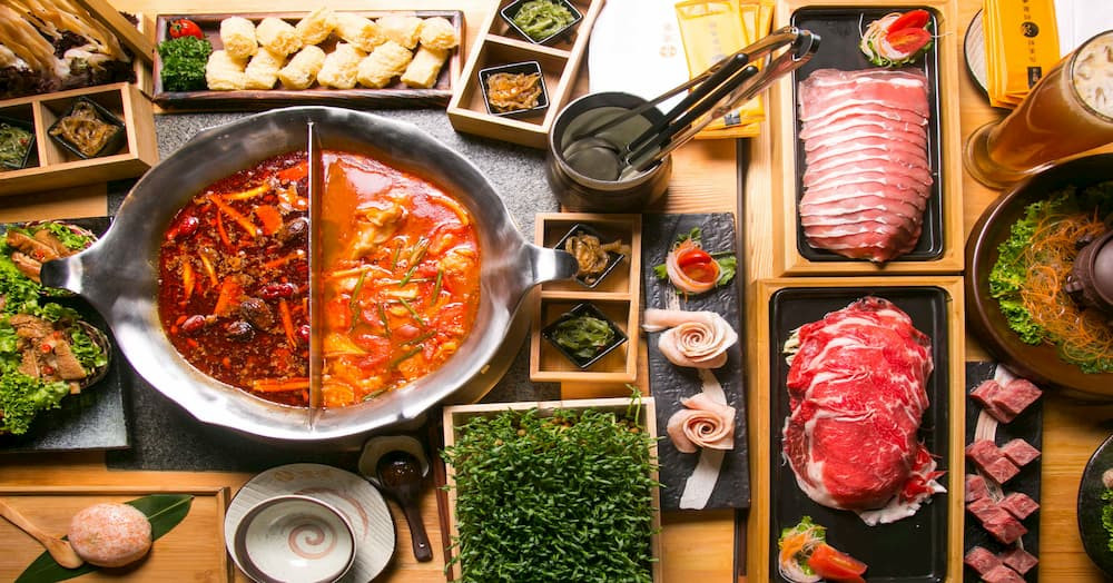 How to have Hotpot Buffet
