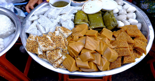 Burmese Food that can make easily at home