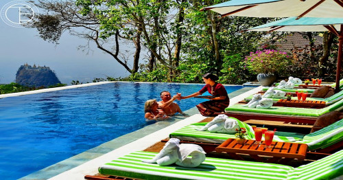 Enjoy the natural beauty of Popa Mountain Resort with 60% special promotion !!