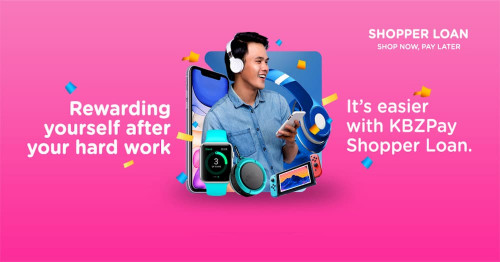 Buy free installments for SAMSUNG products with KBZPay