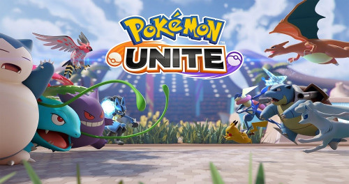 Pokémon Unite, which became popular in a short time